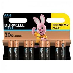 Baterie DURACELL Ultra Power AA 8szt.