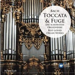 Jacob - BACH: TOCCATA & FUGE DIE SCHÖNSTEN ORGELWERKE / BEST-LOVED ORGAN WORKS