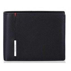 SAMSONITE portfel męski skóra naturalna kolekcja 13A 274 Perforated Plus z RFID