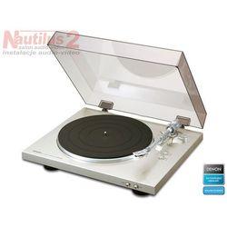 Denon DP-300F + In-Akustik Premium Record BRUSH gratis! - Dostawa 0zł! - Raty 20x0% w BGŻ BNP Paribas lub rabat!