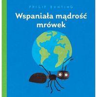 Książki dla dzieci, Wspaniała mądrość mrówek (opr. twarda)