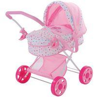 Wózki dla lalek, Hauck wózek dla lalek Diana - Serduszka - BEZPŁATNY ODBIÓR: WROCŁAW!