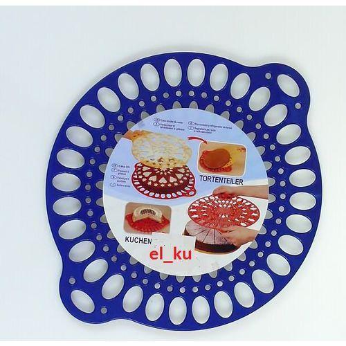 Akcesoria dekoracyjne do potraw, SUPER FORMA DO DEKOROWANIA CIASTA I TORTÓW