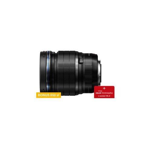 Konwertery fotograficzne, Olympus M.Zuiko Digital 17mm f/1.2 PRO (czarny) Cash Back 650zł do 15.01.2019