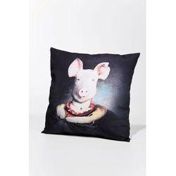 KARE Design:: Poduszka Nobility 45 x 45 cm - świnka Stock -30% (-30%)