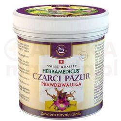 CZARCI PAZUR z rutyną i ziołami szwajcarskimi, 250 ml