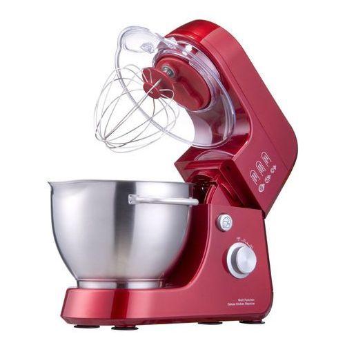 Roboty kuchenne, Robot planetarny OPTIMUM RK-0890 Czerwony metaliczny + DARMOWA DOSTAWA + Odbiór w 650 punktach Stacji z paczką!