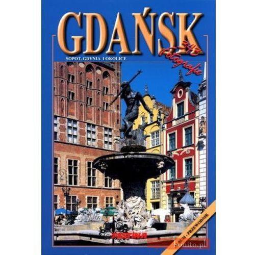 Albumy, Gdańsk, Sopot, Gdynia i okolice (opr. broszurowa)