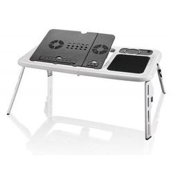 Składany Stolik Pod Laptopa E-TABLE + Chłodzenie + Regulacje...
