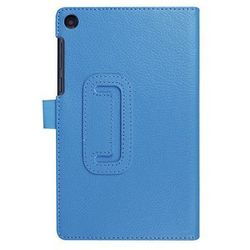 Etui stand case Lenovo Tab3 A7-10 F/L essential Niebieskie - Niebieski
