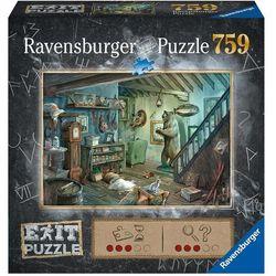 Puzzle 759 elementów Exit Magiczna piwnica (150298). od 8 lat