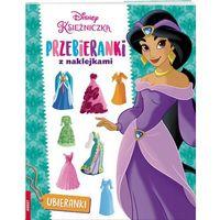 Naklejki, Disney Księżniczka Przebieranki z naklejkami TRA-2 - Jeśli zamówisz do 14:00, wyślemy tego samego dnia.