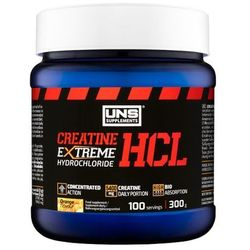 Kreatyna UNS Creatine HCL Extreme 300g