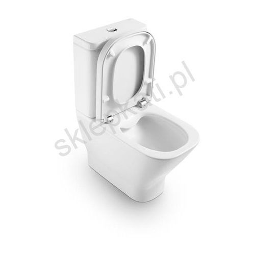 Miski i kompakty WC, Roca Gap Miska Wc do kompaktu Rimless (bez kołnierza) A34273700H
