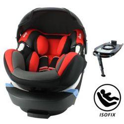 Nania fotelik samochodowy Migo Satellite Isofix Premium Red - BEZPŁATNY ODBIÓR: WROCŁAW!