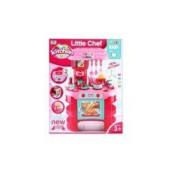 Kuchnia z akcesoriami- zabawka 3Y35CE Oferta ważna tylko do 2031-06-02