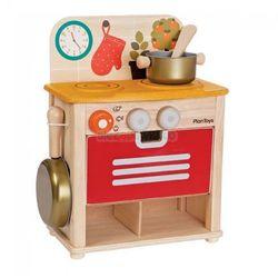 Plan Toys Drewniany zestaw kuchnia PLTO-3603