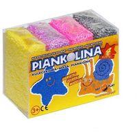 Kreatywne dla dzieci, Piankolina 4 kostki - Art And Play S.C.