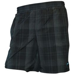 SPEEDO Check Leisure BLACK/GREY
