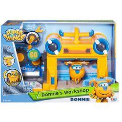 Cobi Super Wings Warsztat Śrubek Donnie 710520