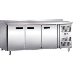 Stół chłodniczy 3-drzwiowy, 1795x700x860 mm, 465 l | STALGAST, 841036