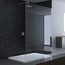 Szyba Prysznicowa Ścianka Walk-In OPTIWHITE (Transparentna) 8mm