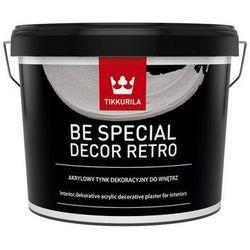 TIKKURILA BE SPECIAL DECOR RETRO, 14 kg (wewnętrzny tynk)