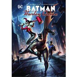 Batman i Harley Quinn (DVD) - Sam Liu DARMOWA DOSTAWA KIOSK RUCHU