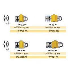 Śruba standard trakcyjna ściągająca do zamykania przestrzeni