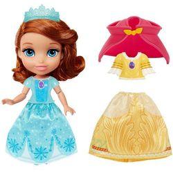 Disney Jej Wysokość Zosia z ubrankiem na zmianę - BEZPŁATNY ODBIÓR: WROCŁAW!