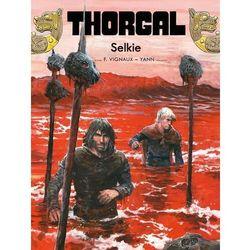 Thorgal selkie opr. miękka - yann le pennetier, frdric vignaux (opr. miękka)