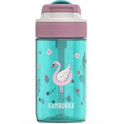 Kambukka Lagoon Bottle 400ml Kids, turkusowy/kolorowy 2021 Bidony