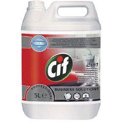 Cif Professional Washroom 2in1 środek do mycia łazienek 5 litrów
