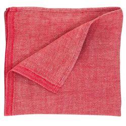 Komplet 4 serwet Lapuan Kankurit Usva christmas red 47x47 cm