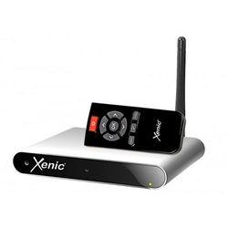 Odtwarzacz multimedialny XENIC Media Box Smart TVi7 Srebrny + DARMOWY TRANSPORT!
