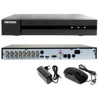 Rejestratory przemysłowe, Rejestrator cyfrowy hybrydowy HWD-7216MH-G2 Hikvision Hiwatch
