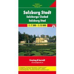 Salzburg 1:7 500-1:15 000. Plan miasta. Freytag&Berndt (opr. twarda)