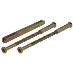 Zestaw Metalbud klamka 80 mm i kwadratowa 120 mm