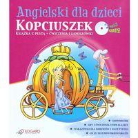 Książki dla dzieci, Angielski dla dzieci Kopciuszek z płytą CD - Praca zbiorowa (opr. broszurowa)
