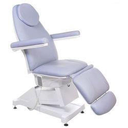 Elektryczny Fotel Kosmetyczny Amalfi Bt-158 Lawenda