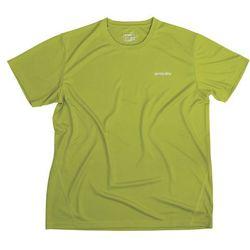 Koszulka Spokey Becool 20 man green - Pomarańczowy