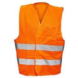 Kamizelka odblaskowa - pomarańczowa