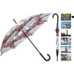 Parasol manualny CITY, parasolka - Ø 105 cm