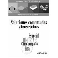 Książki do nauki języka, Especial dele a2 curso completo klucz (opr. miękka)