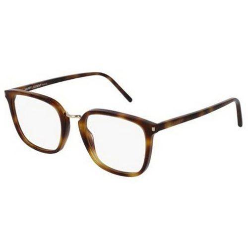 Okulary korekcyjne, Okulary Korekcyjne Saint Laurent SL 131 COMBI 002