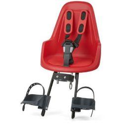 bobike Fotelik rowerowy Mini One Strawberry Red