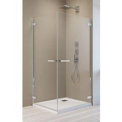Radaway Arta KDD I drzwi prysznicowe 80 cm lewe do kabiny narożnej dwudrzwiowej 386060-03-01L