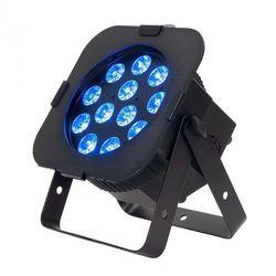 American DJ 12PX HEX - reflektor LED RGBAW+UV czarny płaski 12 x 12W Płacąc przelewem przesyłka gratis!