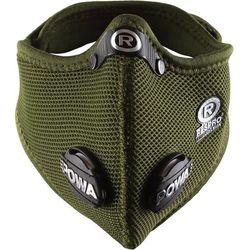 Maska antysmogowa Respro Ultralight Green, Rozmiar: M