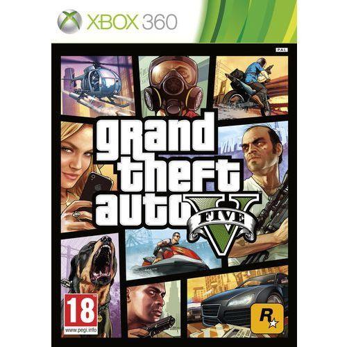 Gry na Xbox 360, GTA 5 (Xbox 360)